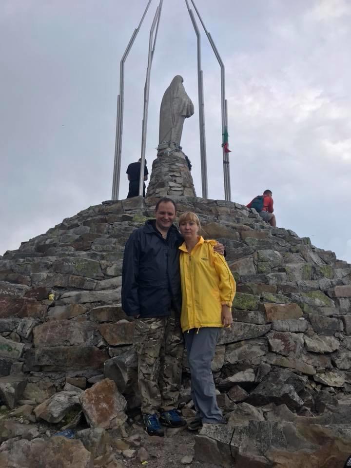 Мер пішов угору. Руслан Марцінків штурмував карпатську вершину. ФОТО, фото-6