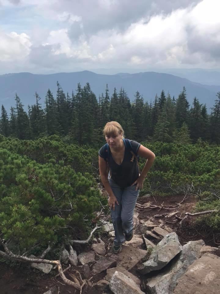 Мер пішов угору. Руслан Марцінків штурмував карпатську вершину. ФОТО, фото-8