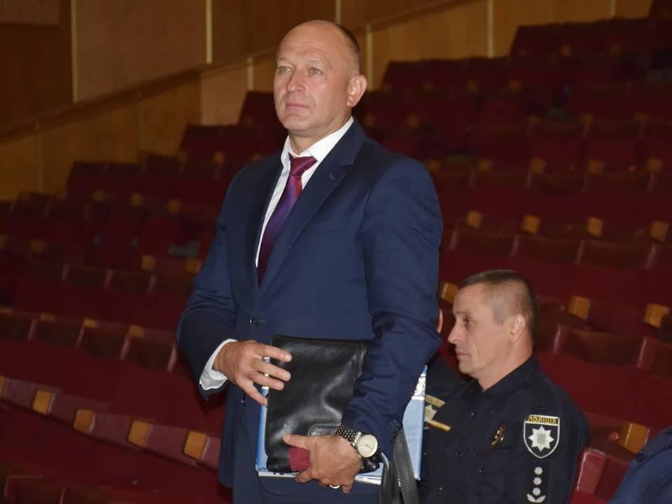 Муніципальна варта Франківська має нового очільника, фото-1