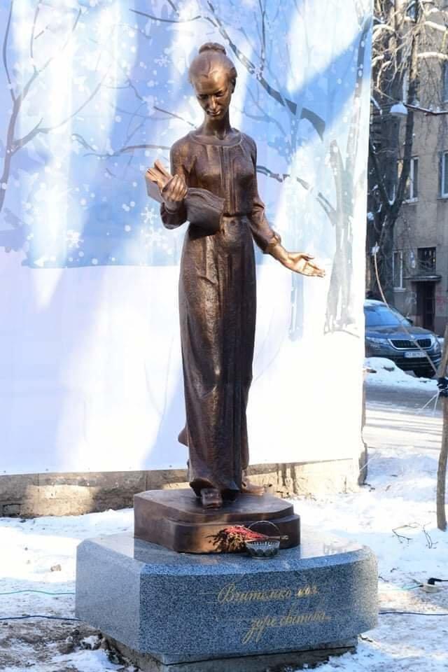 Новий пам'ятник встановлено в Івано-Франківську. ФОТО, фото-1