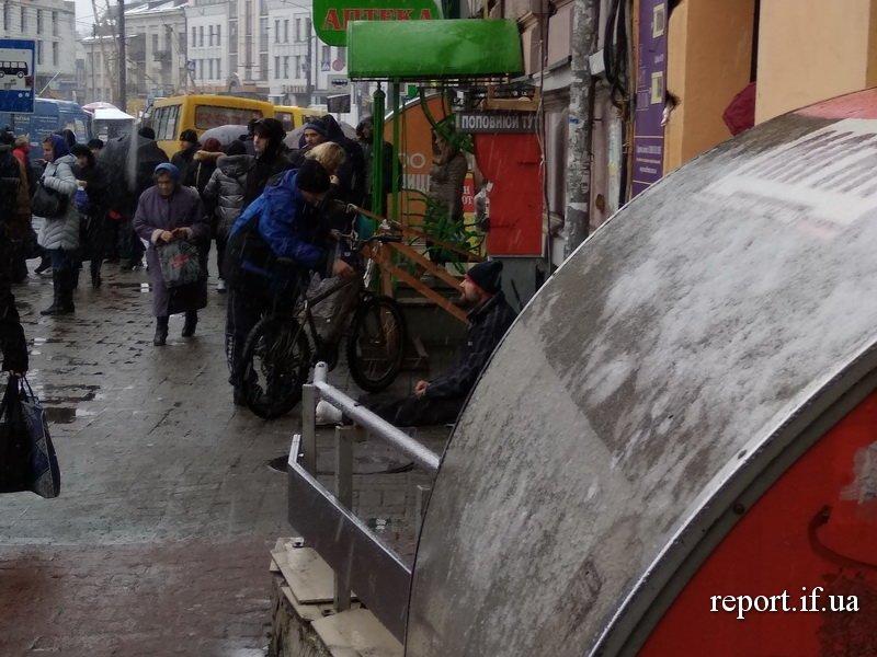Жебраки та роми, чому влада не може викорінити проблему жебракування в місті. ФОТО, фото-5