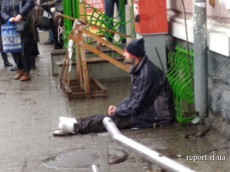 Жебраки та роми, чому влада не може викорінити проблему жебракування в місті. ФОТО, фото-1
