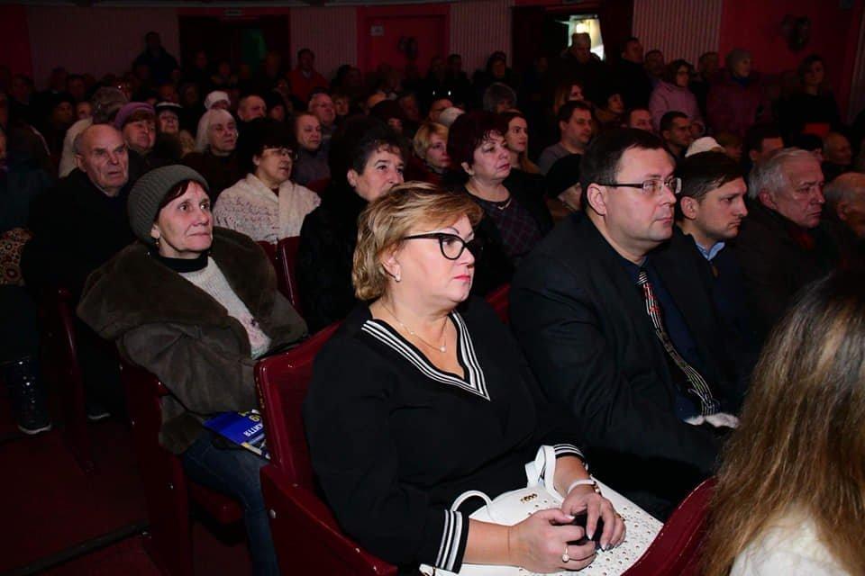 Руслан Марцінків відзвітував перед громадою в обласній філармонії за третій рік мерства. ФОТО, фото-6
