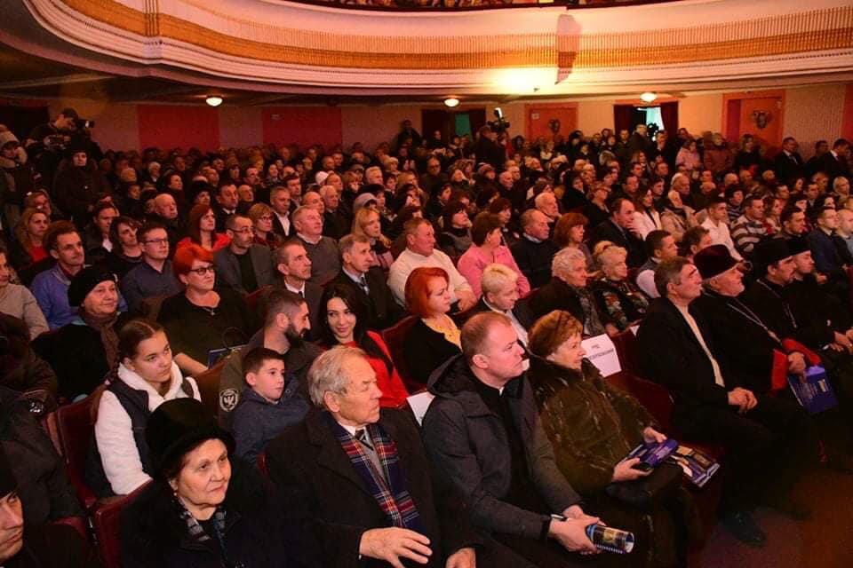 Руслан Марцінків відзвітував перед громадою в обласній філармонії за третій рік мерства. ФОТО, фото-8