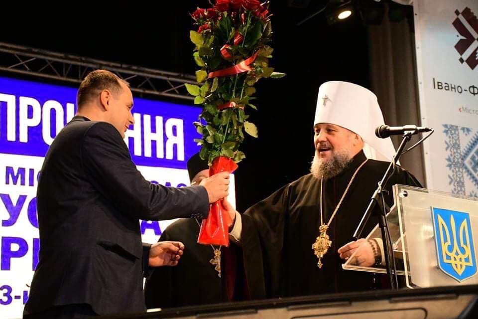 Руслан Марцінків відзвітував перед громадою в обласній філармонії за третій рік мерства. ФОТО, фото-1