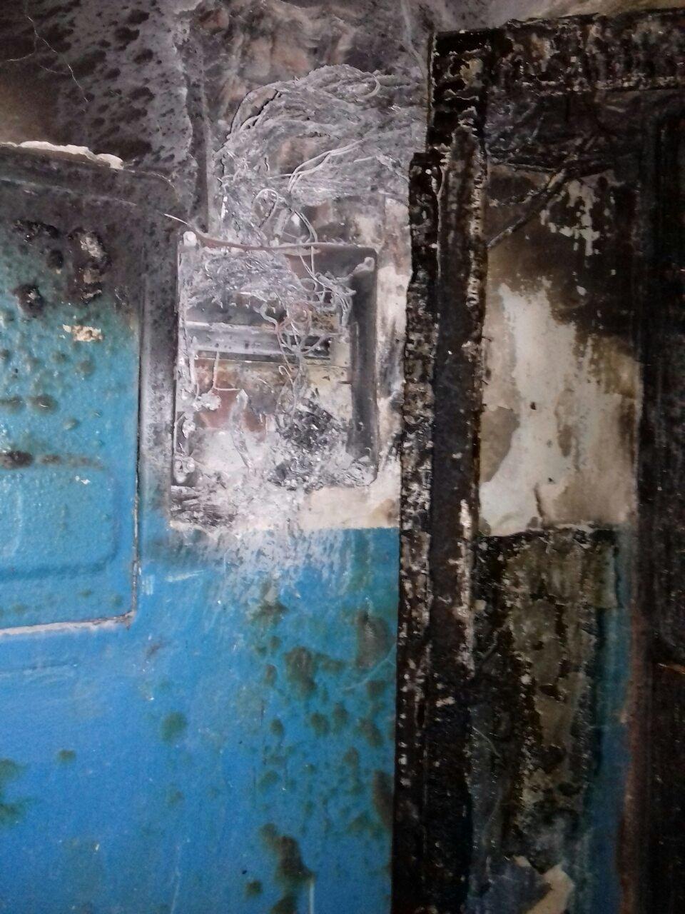 Пожежа на Коновальця, евакуйовано 10 осіб. ФОТО, фото-2