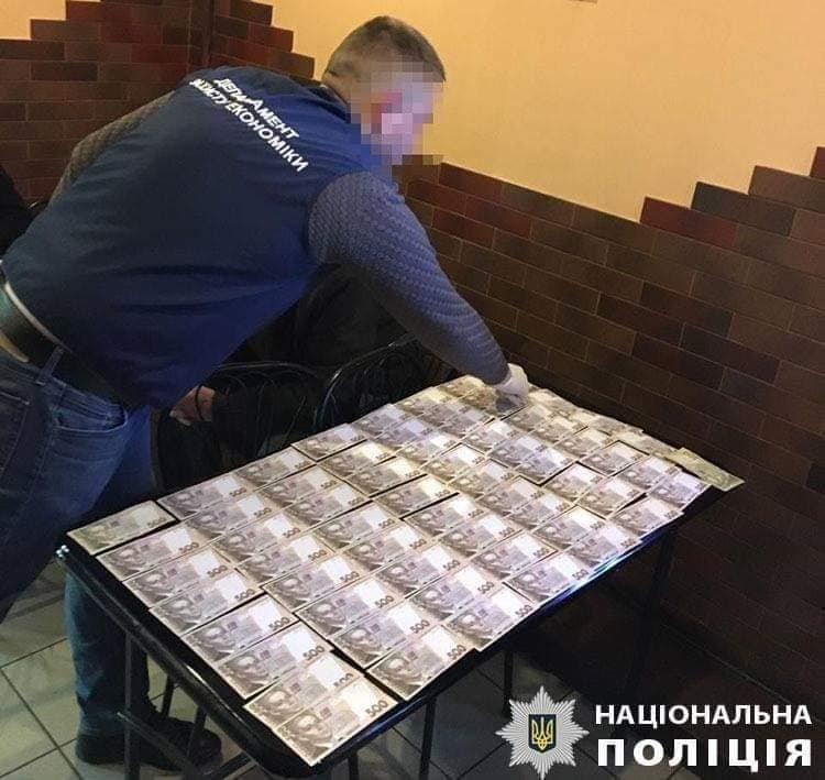 Одного з керівників Франківська затримали на хабарі у 32 тисячі, фото-2