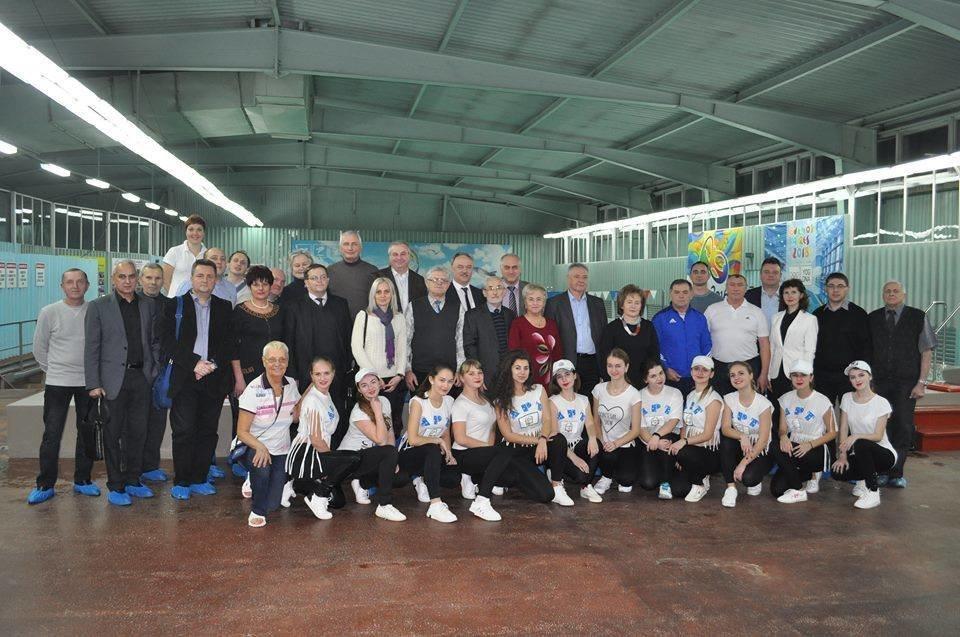 Відкрито оновлений басейн в медичному університеті Івано-Франківська, фото-2