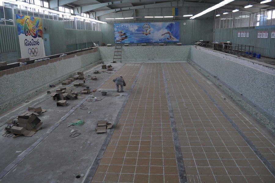 Відкрито оновлений басейн в медичному університеті Івано-Франківська, фото-3