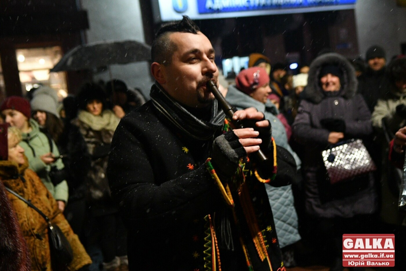 У Івано-Франківську засяяла головна новорічна ялинка. ФОТО, фото-4