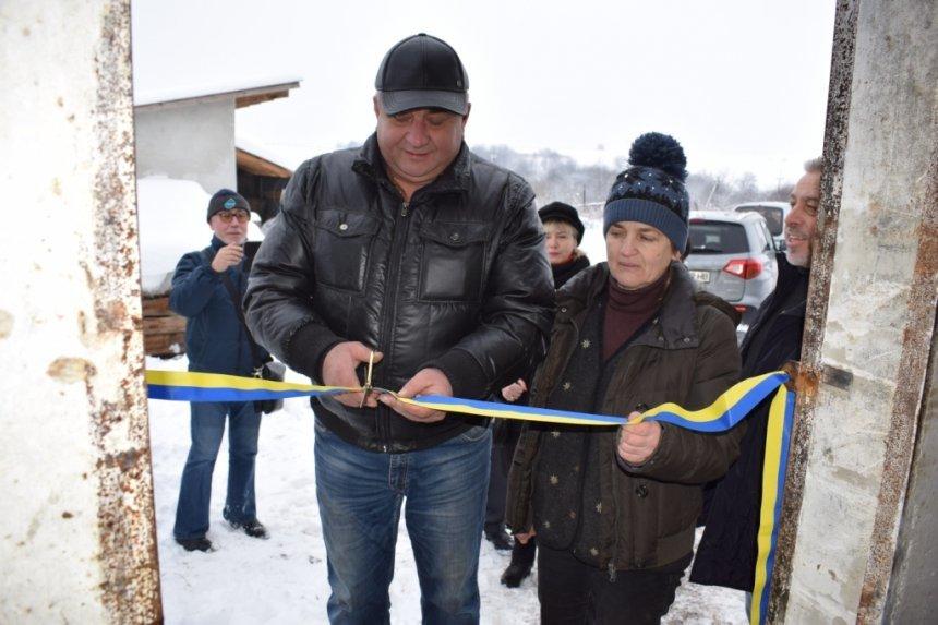 На Прикарпатті відкрили сімейну ферму, фото-1