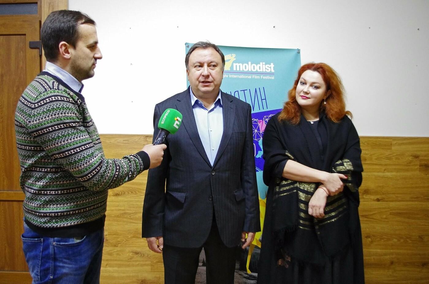 Проект «Дні українського кіно» завітав у Карпати, фото-1