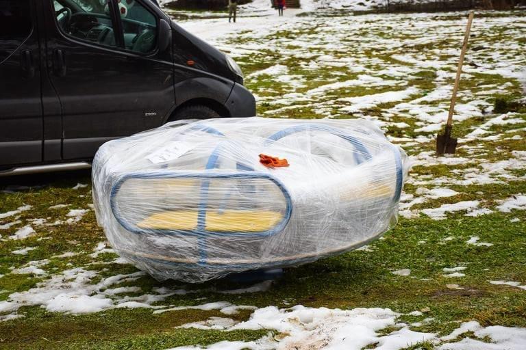На території міського озера відкрили різдвяну ялинку, фото-2