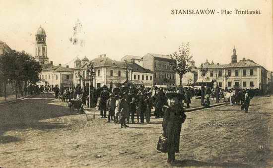 Як виглядала вулиця Старозамкова 100 років тому (фоторепортаж), фото-5
