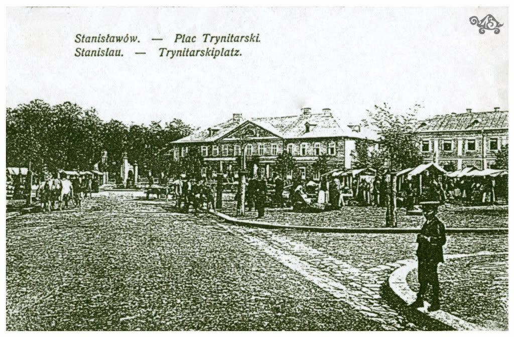 Як виглядала вулиця Старозамкова 100 років тому (фоторепортаж), фото-4