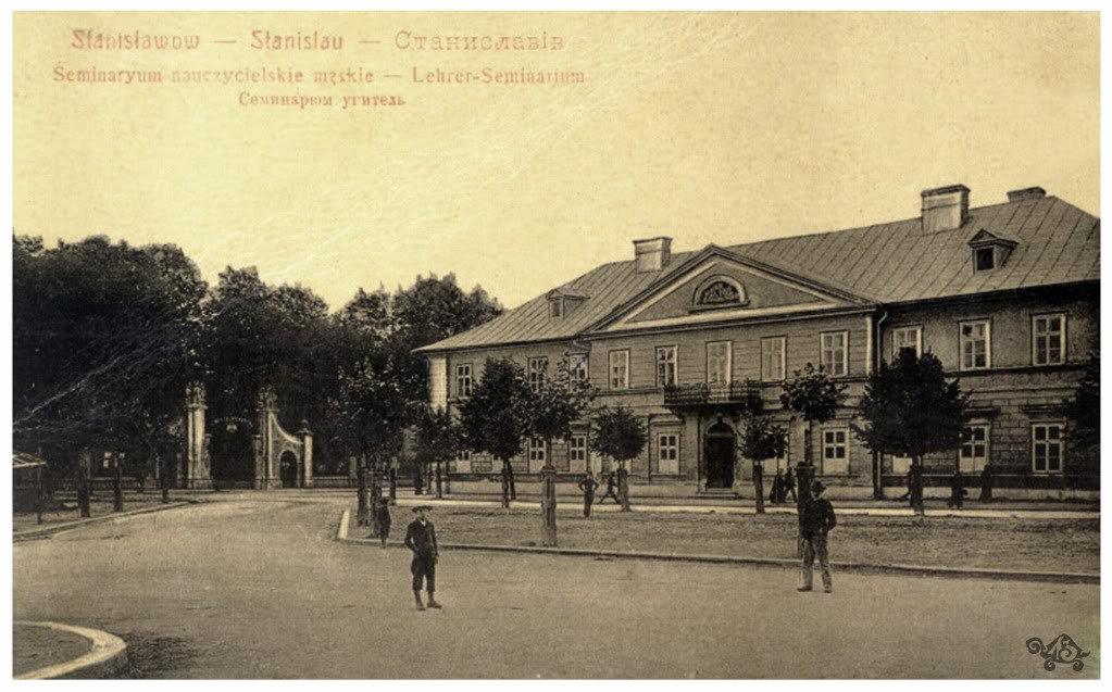 Як виглядала вулиця Старозамкова 100 років тому (фоторепортаж), фото-1