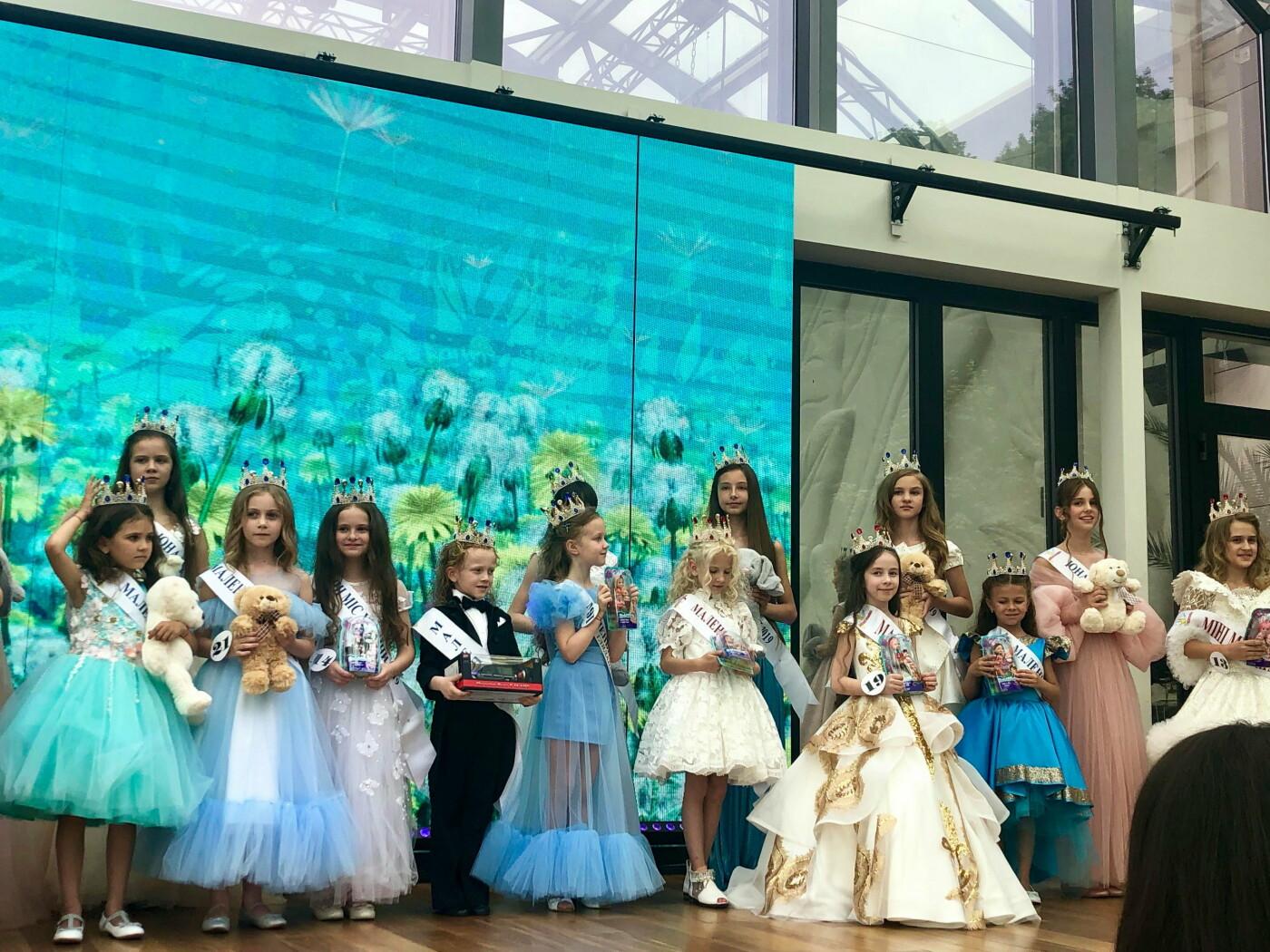 Маленька франківчанка перемогла на фестивалі талантів та краси «Міні-міс Україна 2019», фото-3
