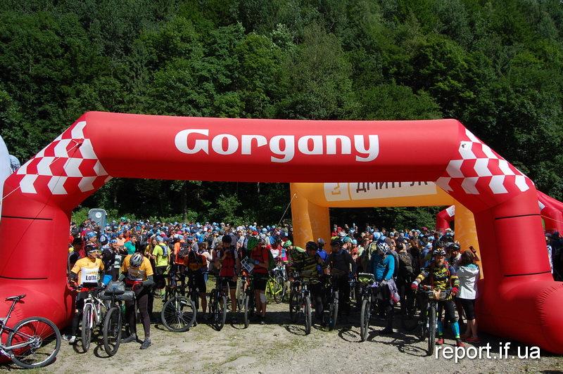 Перегони Gorgany Race на Прикарпатті відбулися у новій локації (фото), фото-9