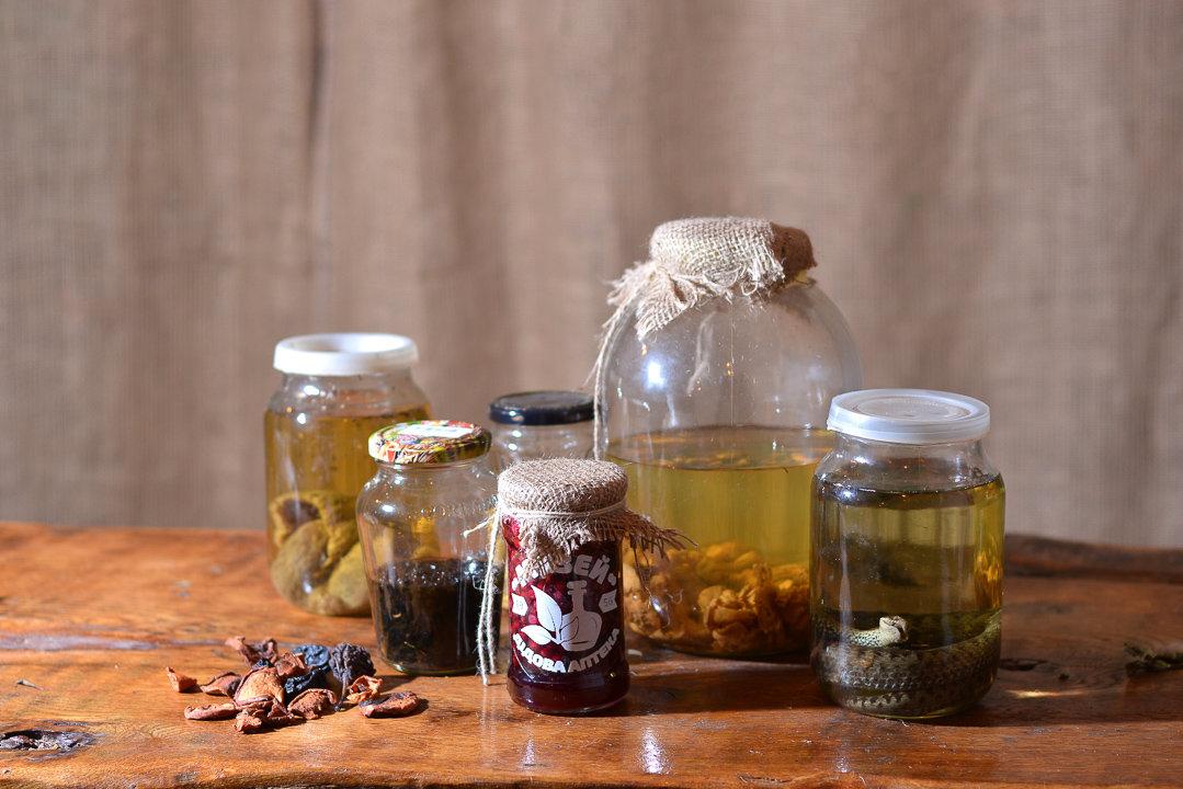 У Криворівні працює перший музей-крамниця настоянок за старовинними рецептами (фото, відео), фото-17