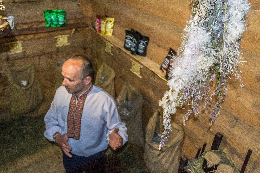 У Криворівні працює перший музей-крамниця настоянок за старовинними рецептами (фото, відео), фото-24