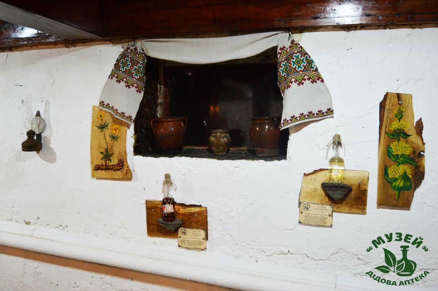 У Криворівні працює перший музей-крамниця настоянок за старовинними рецептами (фото, відео), фото-27