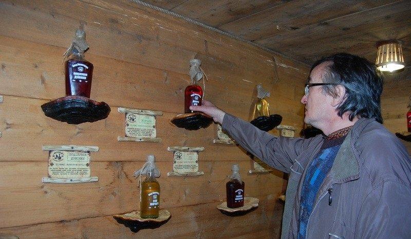 У Криворівні працює перший музей-крамниця настоянок за старовинними рецептами (фото, відео), фото-2