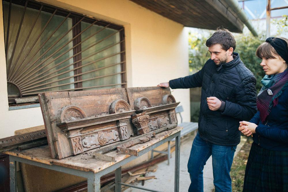 Різьблені двері в старих будинках — те, що варто берегти, фото-12