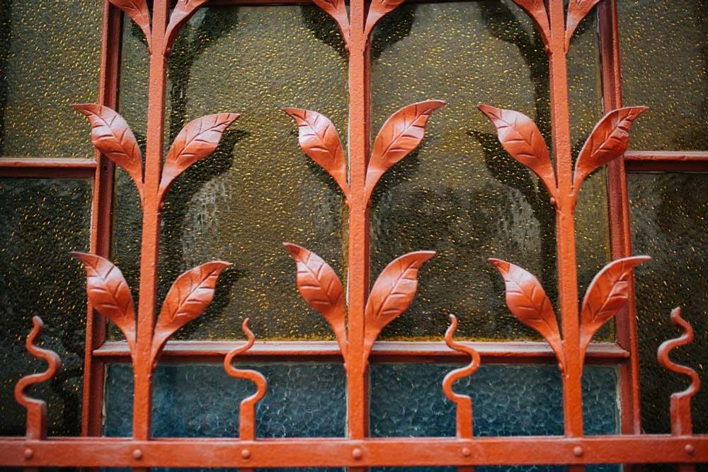 Різьблені двері в старих будинках — те, що варто берегти, фото-4