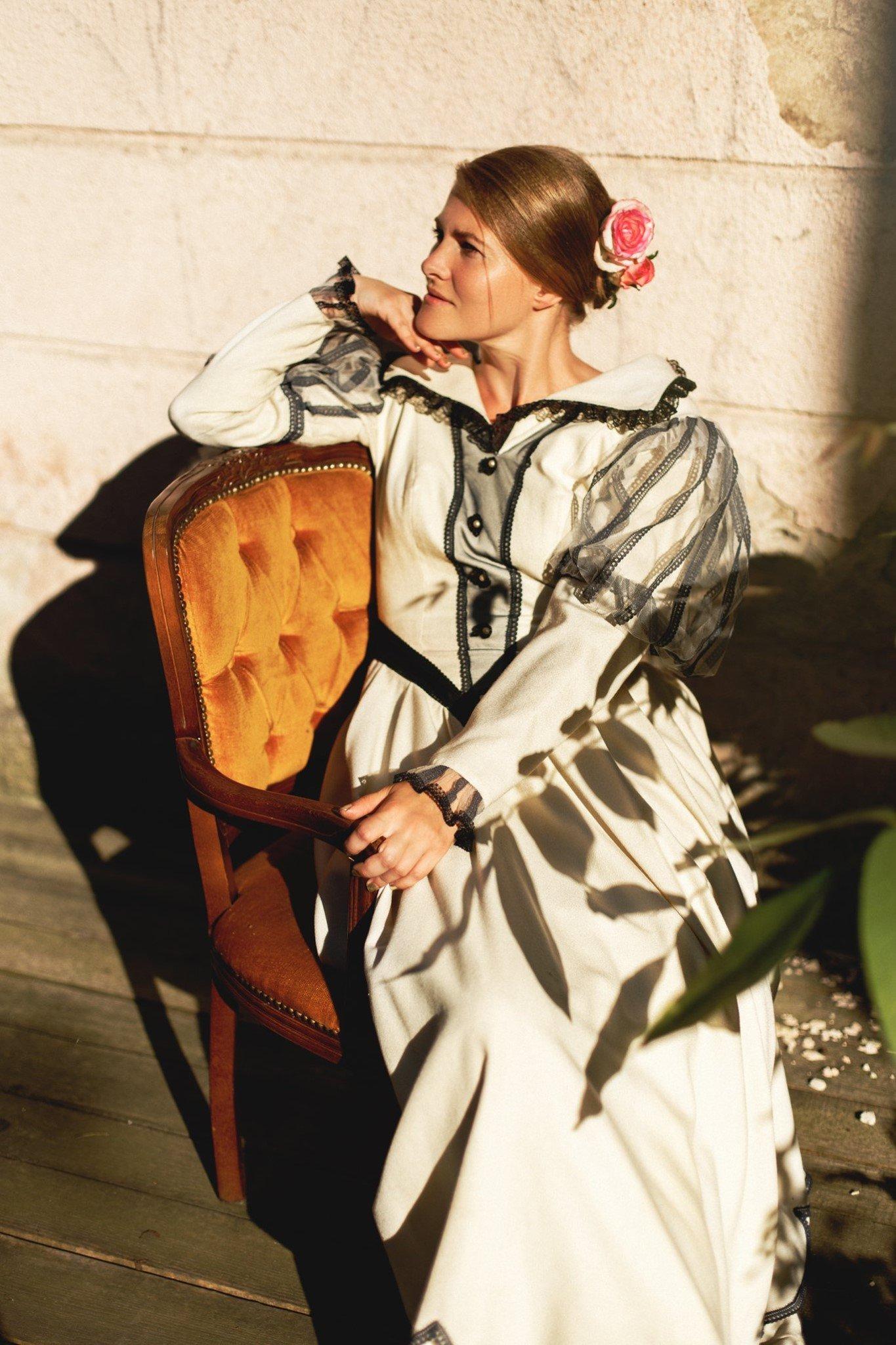 «Крізь призму часу». Костюмована фотосесія у палаці Потоцьких (ФОТО), фото-4