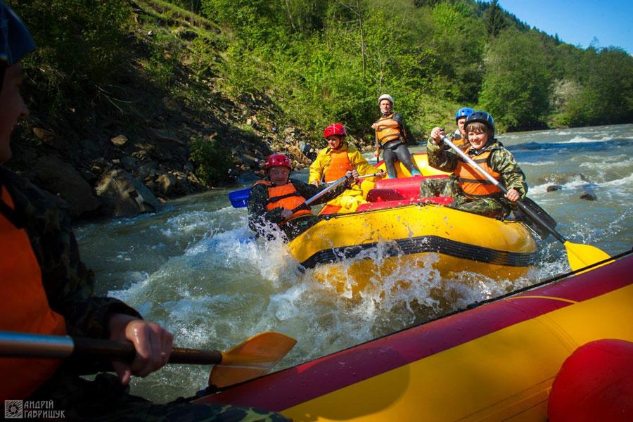 Черемош - священна ріка гуцулів та найекстремальніша річка України, фото-22