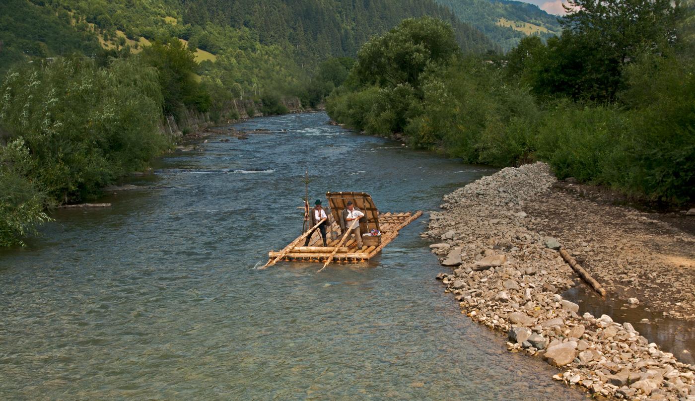 Черемош - священна ріка гуцулів та найекстремальніша річка України, фото-9