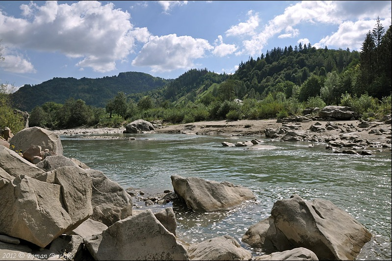Черемош - священна ріка гуцулів та найекстремальніша річка України, фото-8