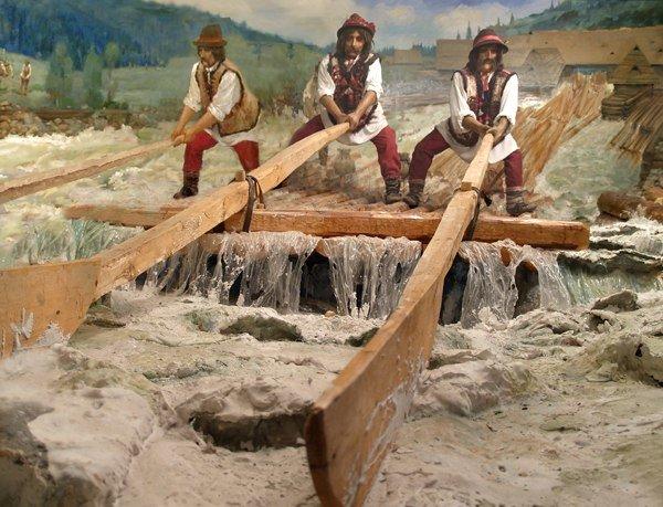 Перші каскадери. Як сплавляли ліс гуцули 100 років тому (ВІДЕО), фото-11