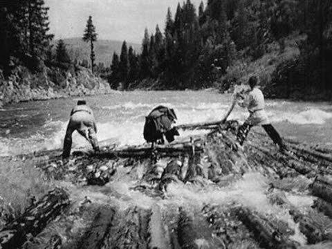 Перші каскадери. Як сплавляли ліс гуцули 100 років тому (ВІДЕО), фото-2