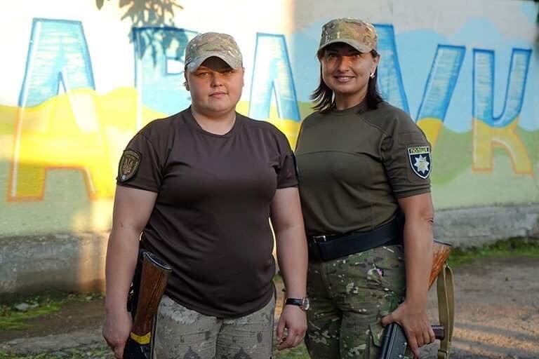 Прикарпатські поліціянти повернулися з зони проведення ООС (ФОТО), фото-3