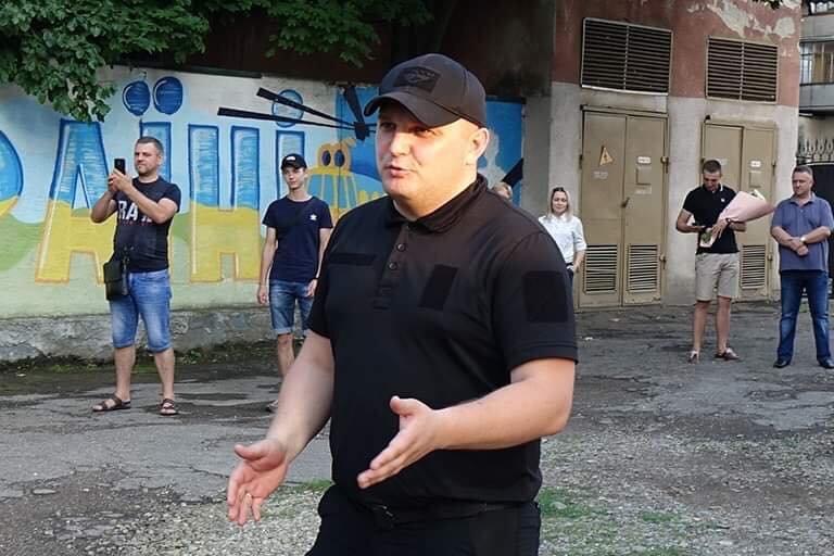 Прикарпатські поліціянти повернулися з зони проведення ООС (ФОТО), фото-4