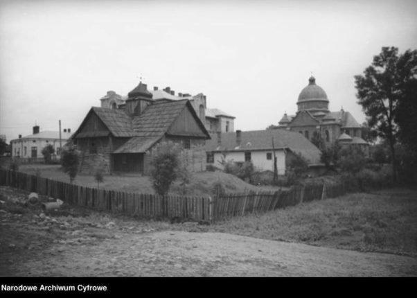 В мережі оприлюдинили фото Богородчанської церкви зі старого польського архіву, фото-1