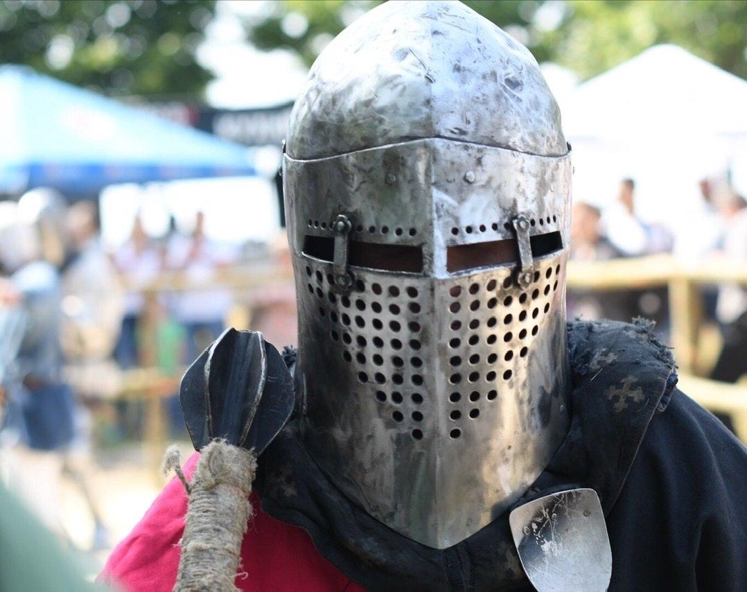 """Лицарські бої, мотопробіг, повітряна куля: фестиваль """"Галицьке лицарство"""" на Прикарпатті (фото, відео), фото-14"""