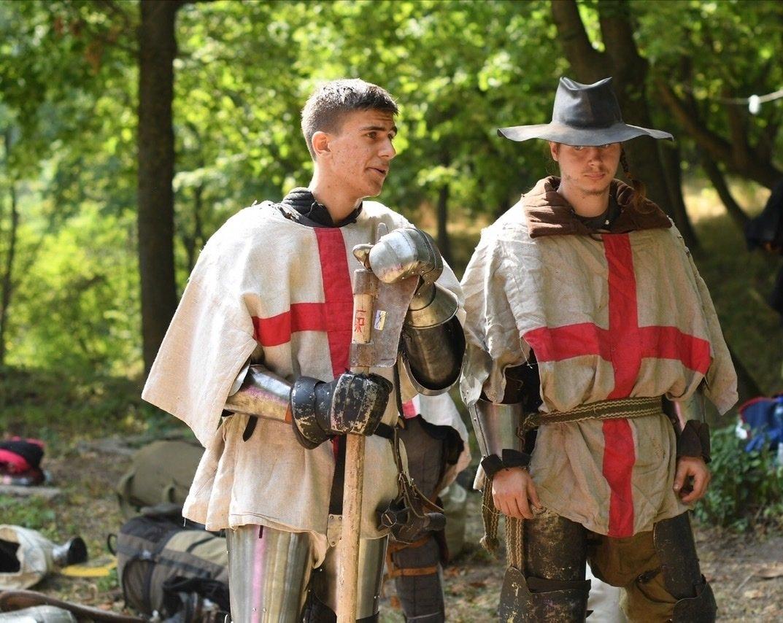 """Лицарські бої, мотопробіг, повітряна куля: фестиваль """"Галицьке лицарство"""" на Прикарпатті (фото, відео), фото-16"""