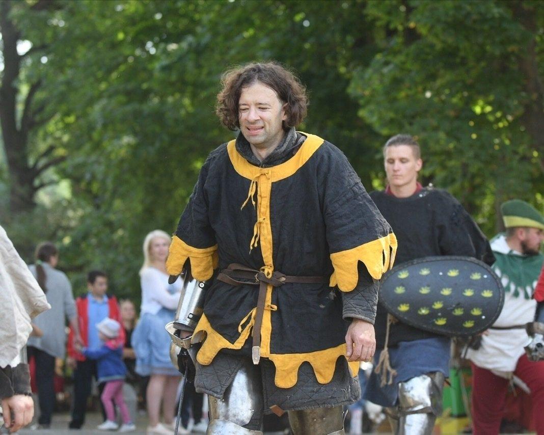 """Лицарські бої, мотопробіг, повітряна куля: фестиваль """"Галицьке лицарство"""" на Прикарпатті (фото, відео), фото-19"""