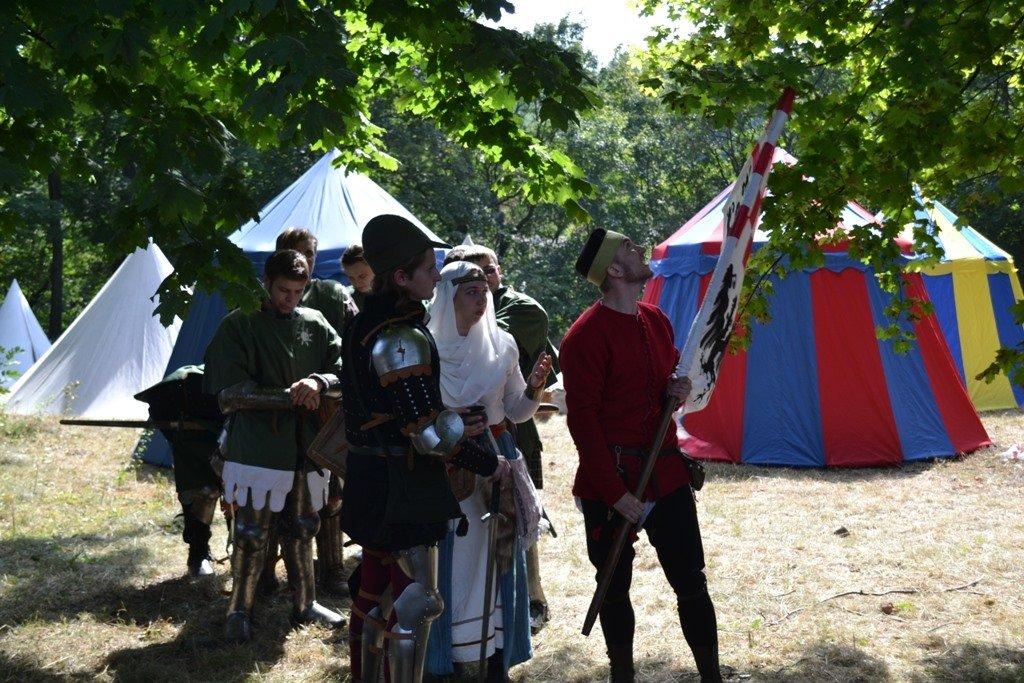 """Лицарські бої, мотопробіг, повітряна куля: фестиваль """"Галицьке лицарство"""" на Прикарпатті (фото, відео), фото-5"""