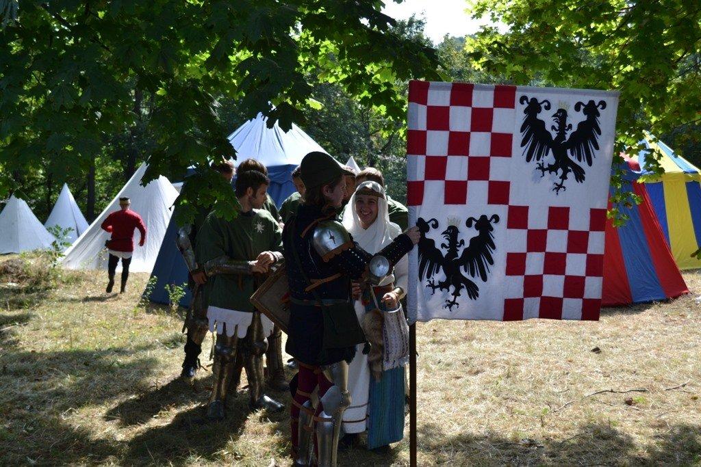 """Лицарські бої, мотопробіг, повітряна куля: фестиваль """"Галицьке лицарство"""" на Прикарпатті (фото, відео), фото-6"""