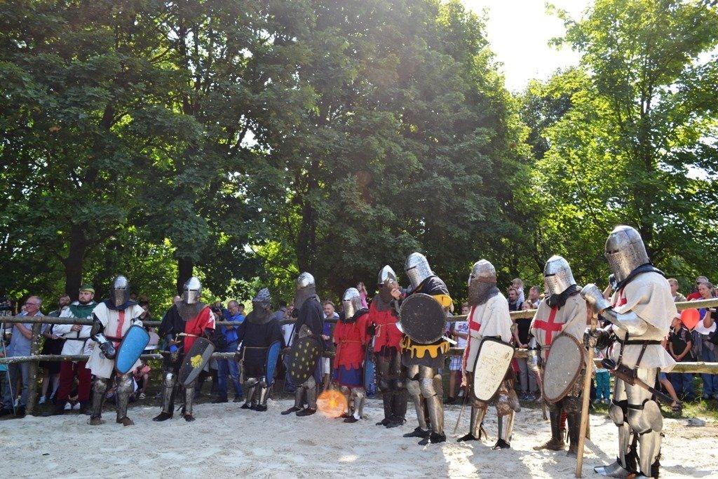 """Лицарські бої, мотопробіг, повітряна куля: фестиваль """"Галицьке лицарство"""" на Прикарпатті (фото, відео), фото-8"""