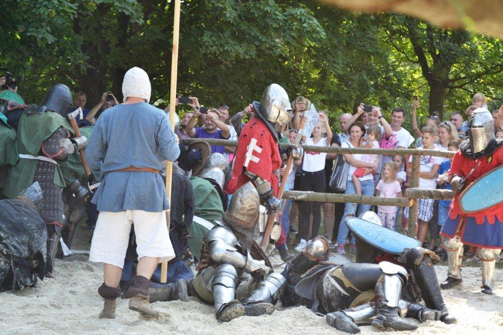 """Лицарські бої, мотопробіг, повітряна куля: фестиваль """"Галицьке лицарство"""" на Прикарпатті (фото, відео), фото-10"""