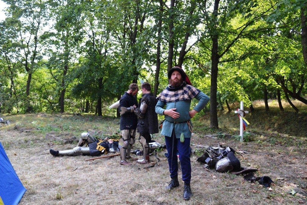 """Лицарські бої, мотопробіг, повітряна куля: фестиваль """"Галицьке лицарство"""" на Прикарпатті (фото, відео), фото-11"""