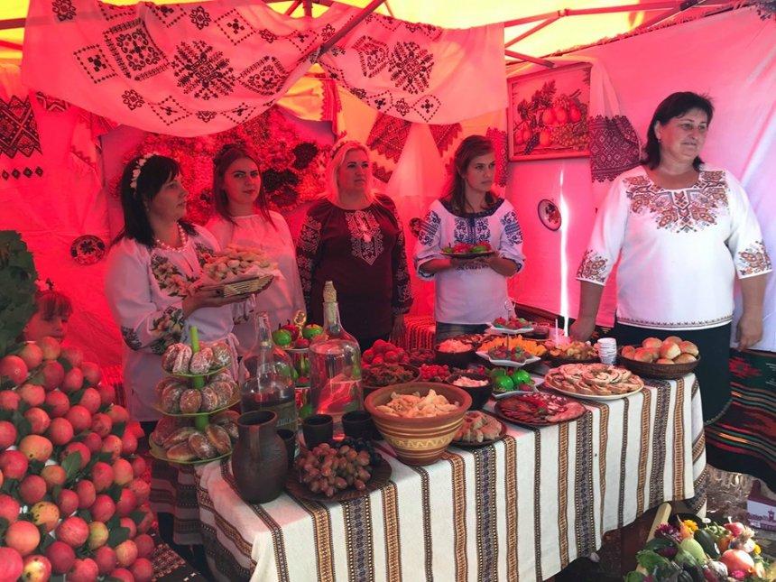 На Снятинщині пройшов етнічний фестиваль «Покутське яблуко», фото-2