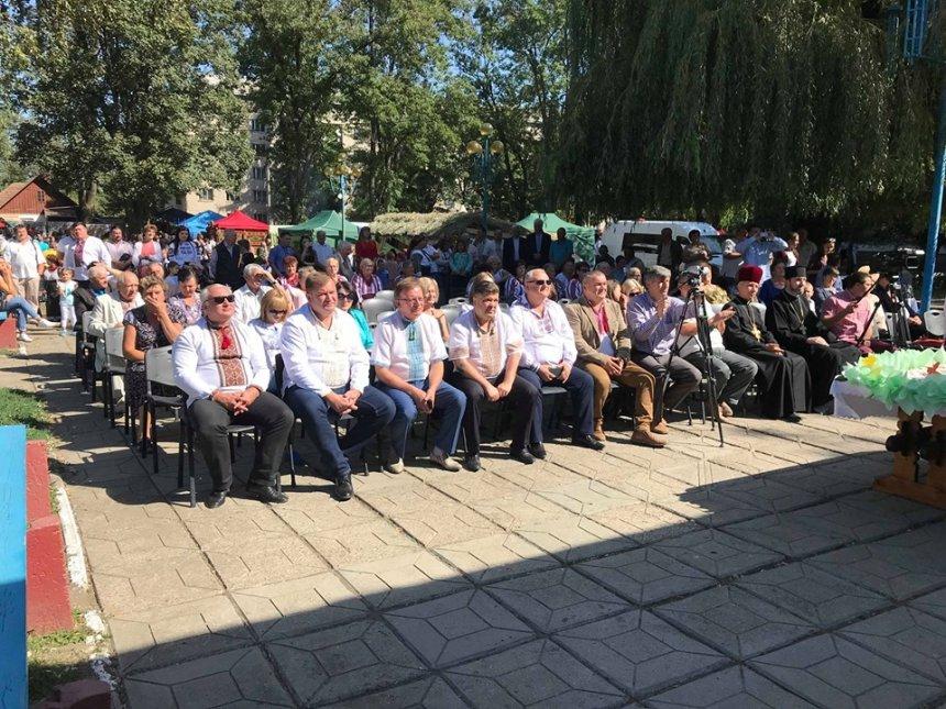 На Снятинщині пройшов етнічний фестиваль «Покутське яблуко», фото-3