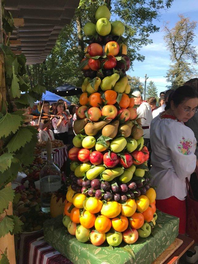 На Снятинщині пройшов етнічний фестиваль «Покутське яблуко», фото-4