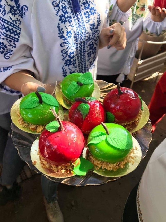 На Снятинщині пройшов етнічний фестиваль «Покутське яблуко», фото-5