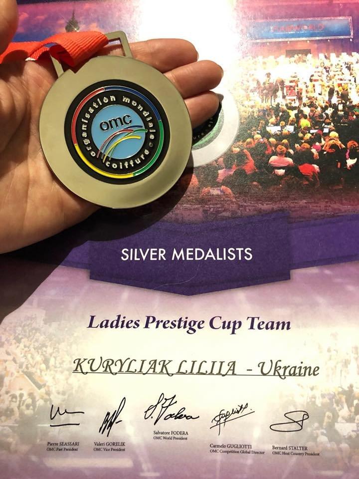 Перукарка з Франківська здобула срібло на чемпіонаті світу в Парижі (фото), фото-6